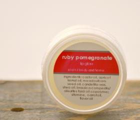 Ruby Pomegranate Lip Gloss
